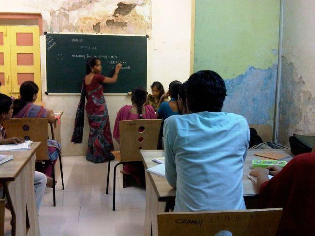 patience of teachers
